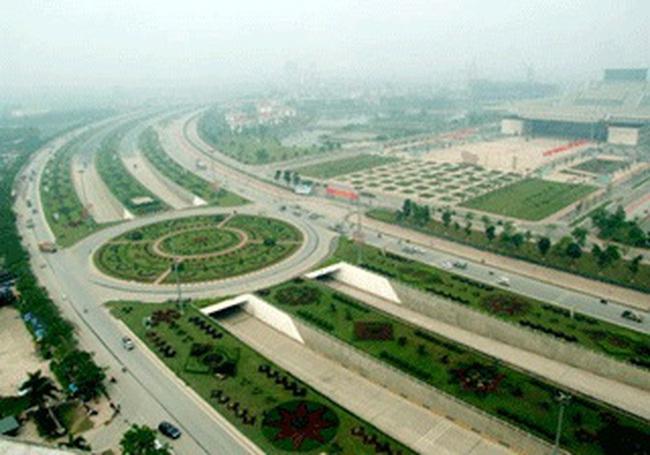 Hà Nội sắp mở cao tốc 6 làn xe qua Hoài Đức-Hà Đông