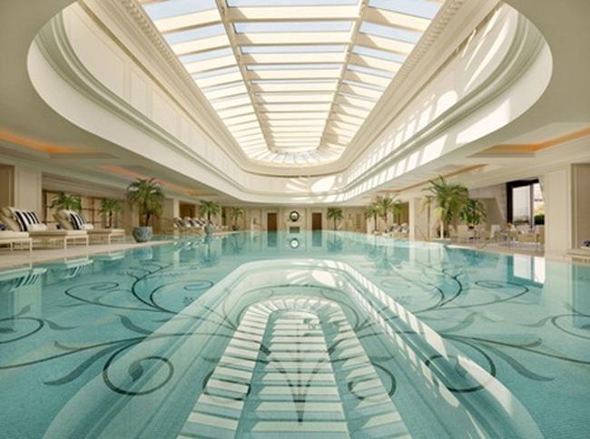 Khách sạn tốt nhất thế giới dành cho doanh nhân