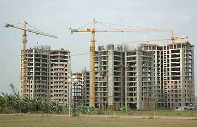 Loạn số liệu hàng tồn kho bất động sản