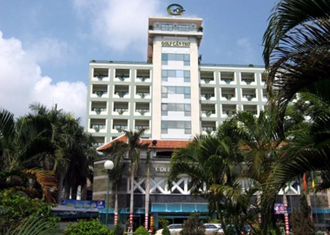Cháy lớn tại khách sạn lớn nhất Cần Thơ