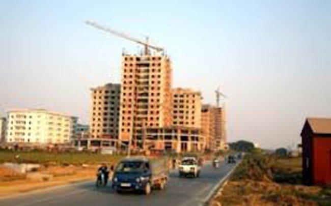 Dự án của Bộ Xây dựng có tỷ lệ giải ngân thấp