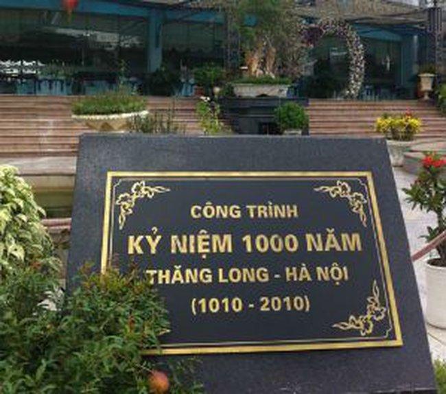 """Một công trình """"nghìn năm Thăng Long - Hà Nội"""" gặp nguy"""