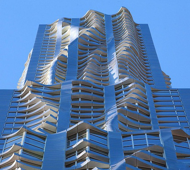 Chiêm ngưỡng những tòa nhà đẹp nhất thế giới