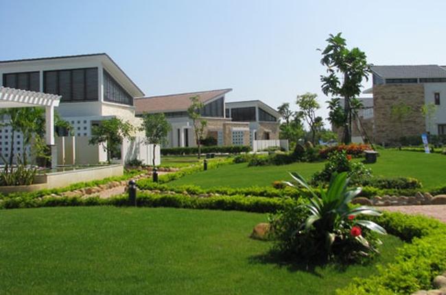 Nguồn cung biệt thự Đà Nẵng tăng 1%