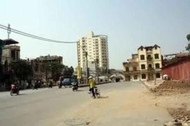 Chuẩn bị cưỡng chế GPMB dự án đường nối tiếp Đền Lừ II đến Trương Định
