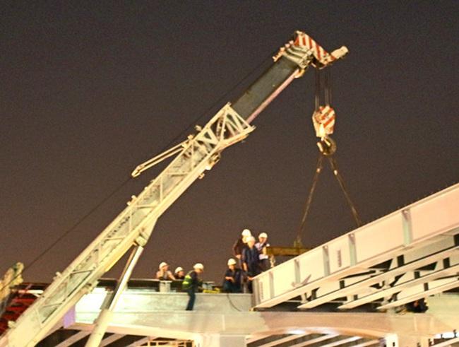 TP HCM hoàn thành 2 cầu vượt thép trước Tết