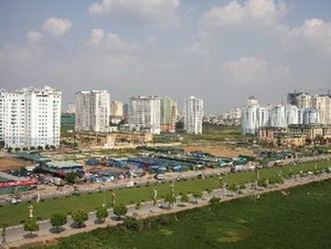 Hà Nội tháo gỡ khó khăn cho thị trường bất động sản