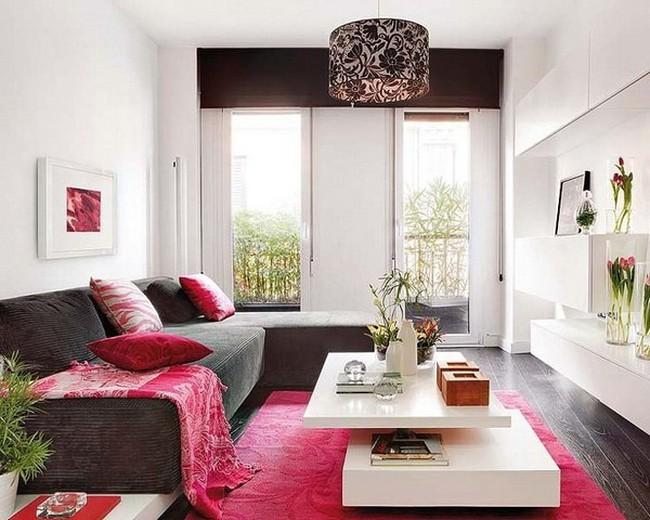 Ngắm căn hộ sắc màu đẹp tuyệt tại Madrid
