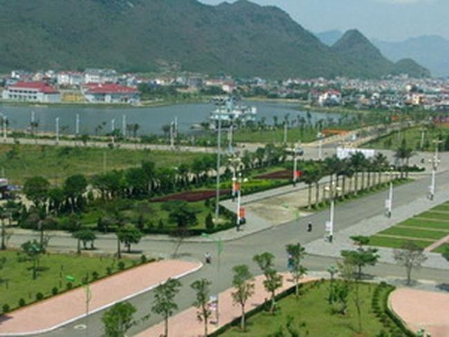 Kiến nghị thành lập thành phố Lai Châu vào năm 2014