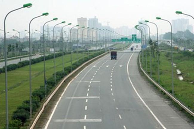 Chưa thu phí trên Đại lộ Thăng Long