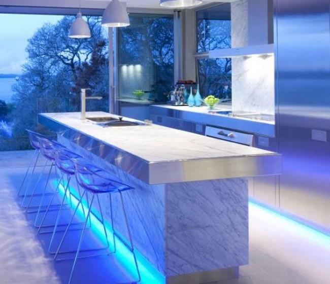 Ngắm những thiết kế phòng ăn ấn tượng nhất năm 2012
