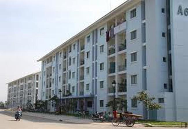 TP HCM: Thừa nhà tái định cư