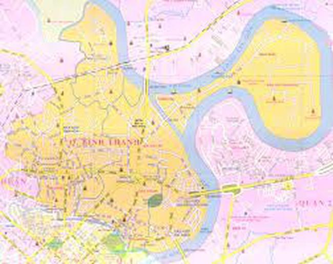 Công khai đồ án điều chỉnh quy hoạch chung xây dựng quận, huyện