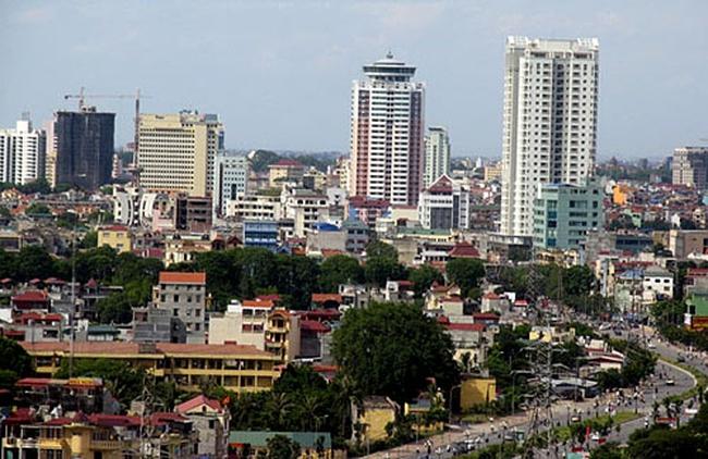 Quy hoạch sử dụng đất đến năm 2020 của Hà Nội và Bắc Ninh