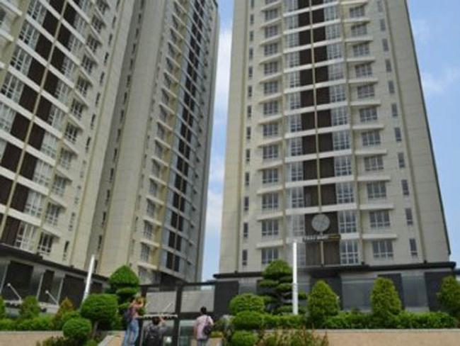 Căn hộ cao cấp Thái Bình Plaza xin chuyển thành bệnh viện