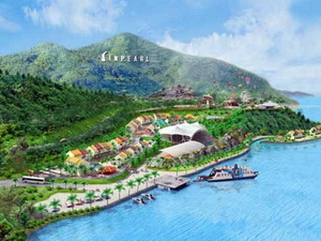 Xây khu nghỉ dưỡng 80 triệu USD tại Khánh Hòa