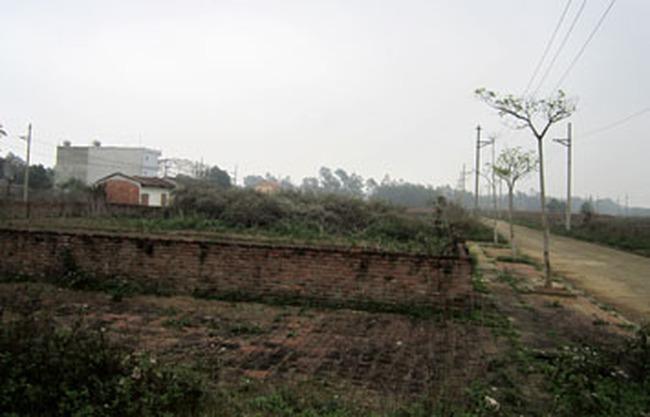 Thạch Thất (Hà Nội): Nát…như khu tái định cư