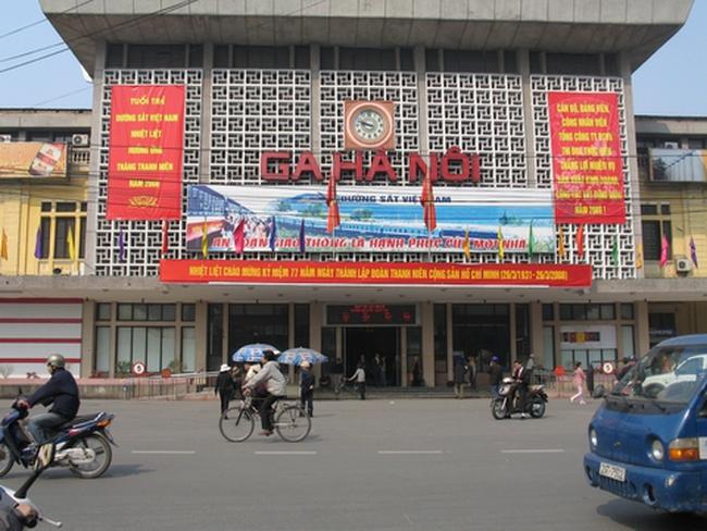 Lập quy hoạch phân khu Ga Hà Nội