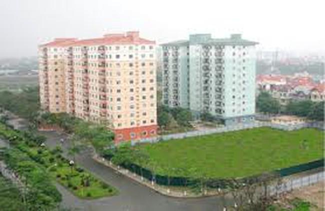 Hà Nội có thêm Dự án nhà ở tại quận Hoàng Mai
