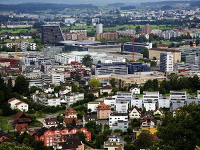 Thụy Sĩ đối mặt với nguy cơ bong bóng bất động sản