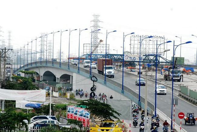 Những cây cầu làm Sài Gòn trở nên mềm mại