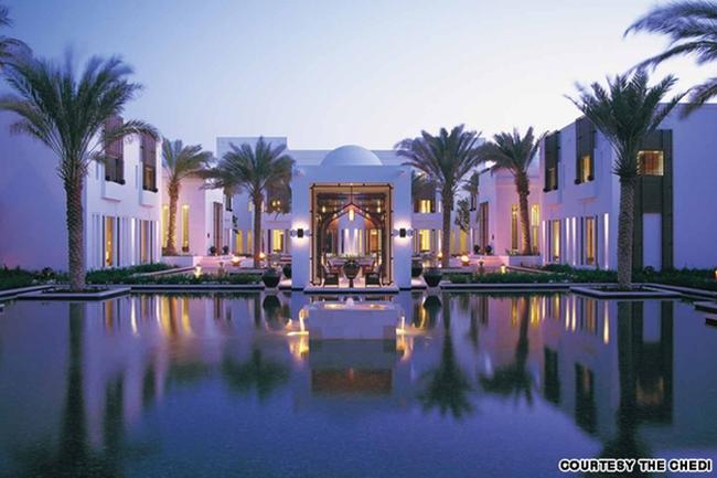 Ngắm kỳ quan kiến trúc hiện đại nhất ở Trung Đông