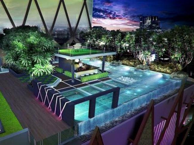 Nhiều khách sạn xa xỉ ra mắt tại châu Á trong năm 2013