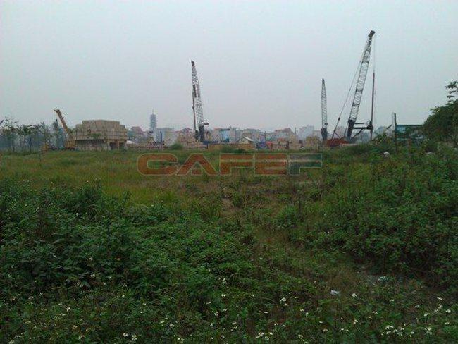 Tiến độ hàng loạt dự án quận Hà Đông