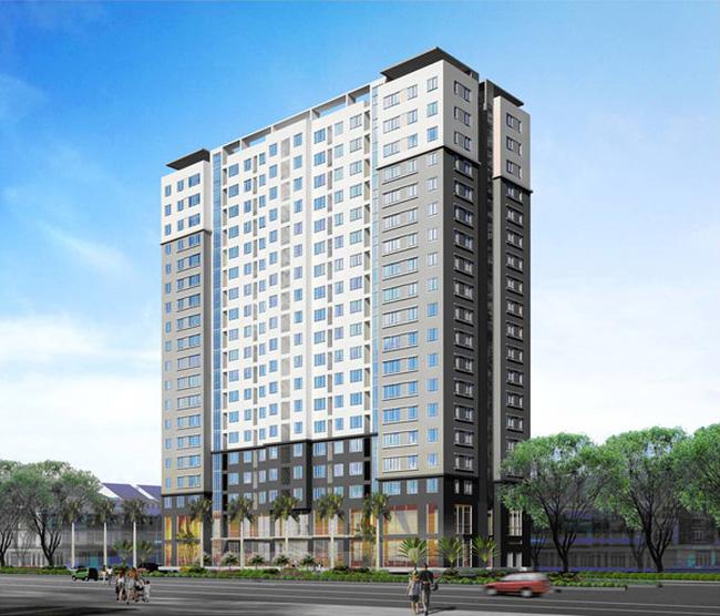 Viglacera mở bán 204 căn hộ chung cư