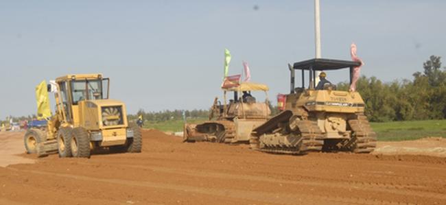 Đà Nẵng: Phấn đấu hoàn thành đường vành đai phía Nam vào cuối năm 2013