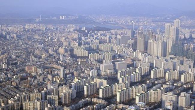 Chung cư biến đổi cách sống dân Hàn Quốc
