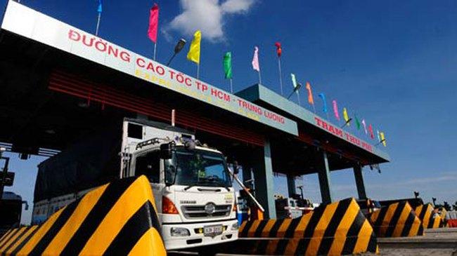Bán quyền thu phí đường cao tốc TP.HCM - Trung Lương