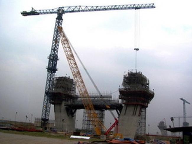 Cầu Nhật Tân sẽ được đưa vào khai thác đúng tiến độ