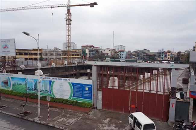 Lùng nhùng quanh dự án Hòa Bình Green City