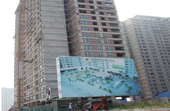 Tập đoàn Nam Cường xây nhà thương mại quên phúc lợi người dân?