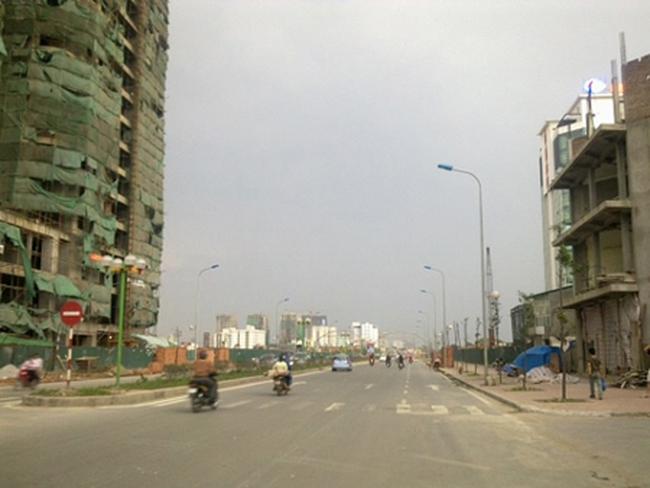 """Hà Nội: Đề xuất thu hồi """"đất kẹt"""" tại các tuyến đường giao thông"""