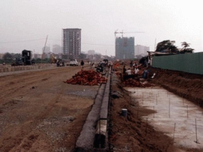 Dự án đường 5 kéo dài hoàn thành quý 4 năm sau