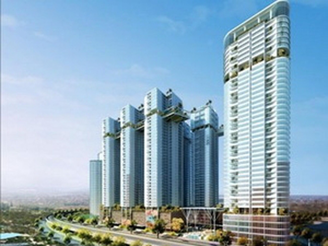 Vinaconex chuyển khu thương mại thành nhà ở XH