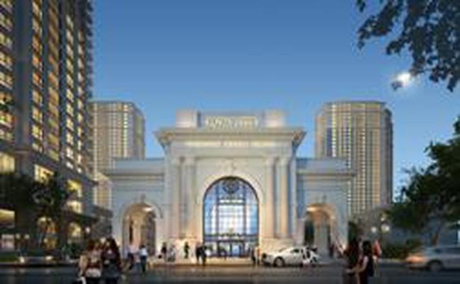Bắt đầu cho thuê mặt bằng tại Vincom Mega Mall Royal City