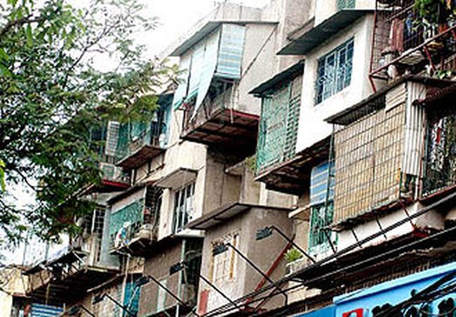 Chậm xây mới chung cư cũ tại TP HCM