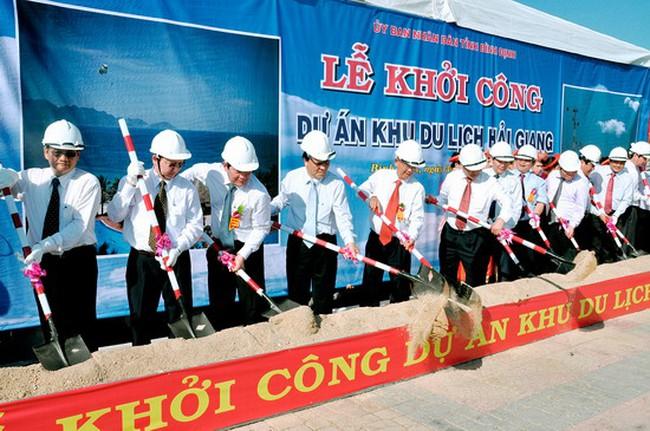 Tập đoàn Vingroup khởi công Khu du lịch 3500 tỷ