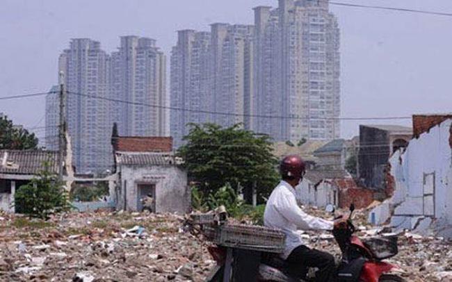 Điểm mặt dự án nhà ở thương mại xin chuyển thành nhà ở xã hội