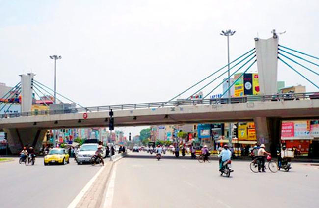 Khởi công xây dựng đường Vành đai 2 trong quý III/2013