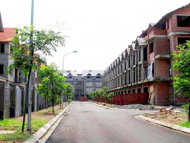 TPHCM: Giá biệt thự, đất nền tiếp tục sụt giảm