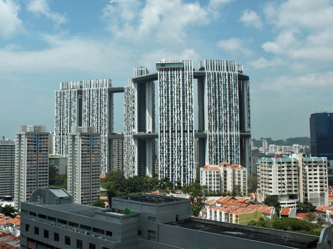 Cận cảnh nhà ở xã hội đẹp như chung cư cao cấp ở Singapore