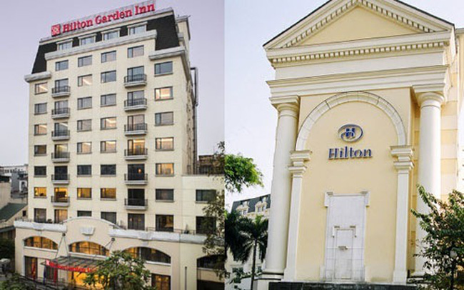 Hai Hilton, một bà chủ
