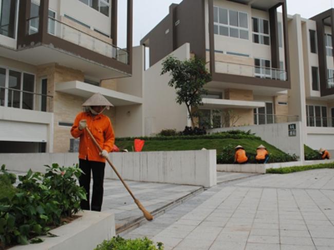 Hà Nội:  Đề nghị thu thêm 1.400 tỷ đồng tiền sử dụng đất tại Ciputra
