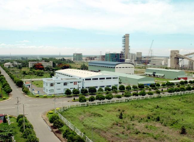 Giá thuê khu công nghiệp ở mức 2,3 triệu VND/m2