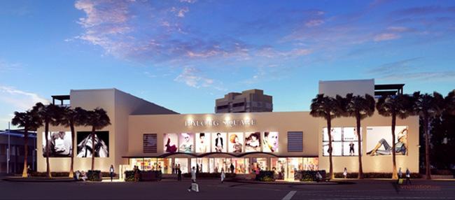 Khai trương tổ hợp thương mại & giải trí Marine Plaza