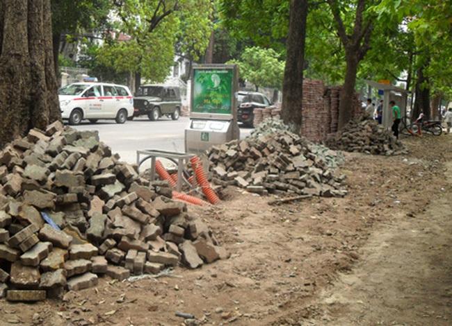 Hà Nội duyệt chi 600 tỷ đồng để chỉnh trang các tuyến phố
